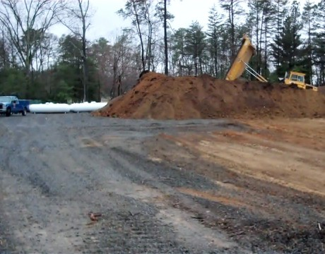 Taylor Gas Breaks Ground