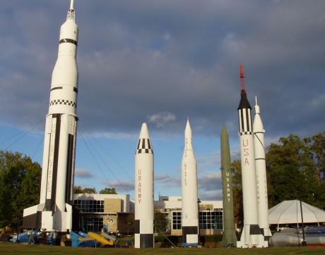 JB - Huntsville AL rockets