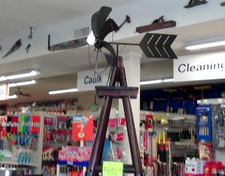 Dyson windmill