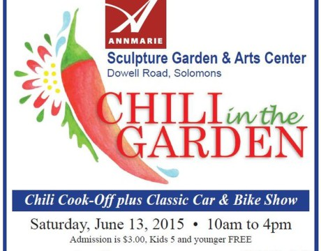 AMG - Chili in the Garden 2015