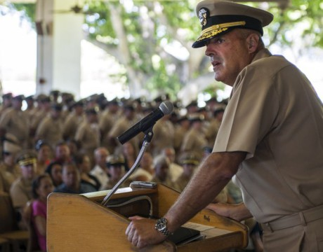 RADM Robert P. Girrier
