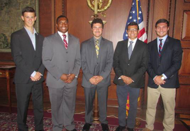 Service Academy Appointments
