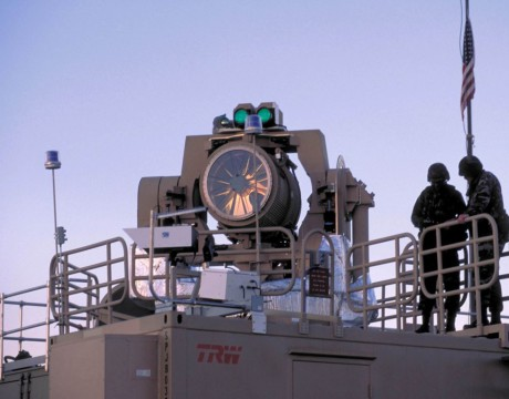 The THEL Pointer Tracker at the High Energy Laser Systems Test Facility at White Sands Missile Range, N.M.