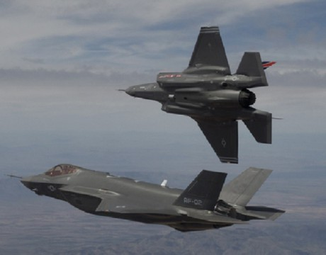 F-35 challenge A-10