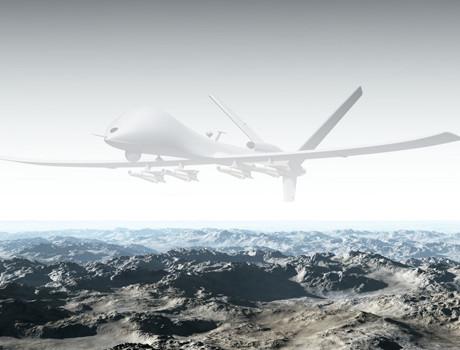 UAV invisibility cloak