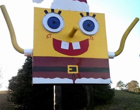 Dyson Sponge Bob