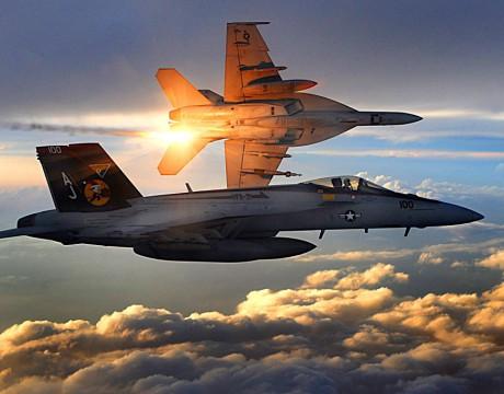 Super Hornet F18