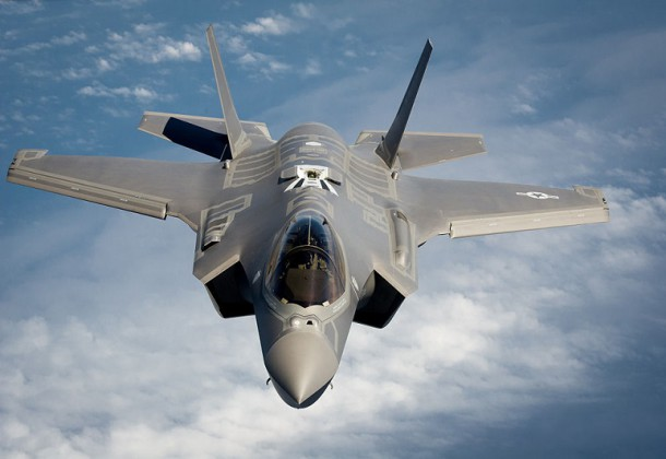 F-35s Available for Flight