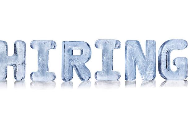 hiring freeze