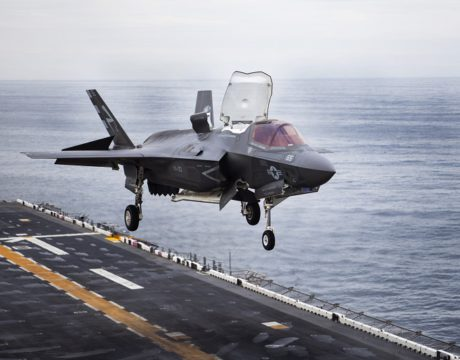 New Engine for F-35 Being Developed