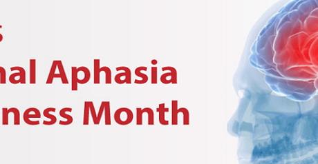 MedStar Aphasia Month