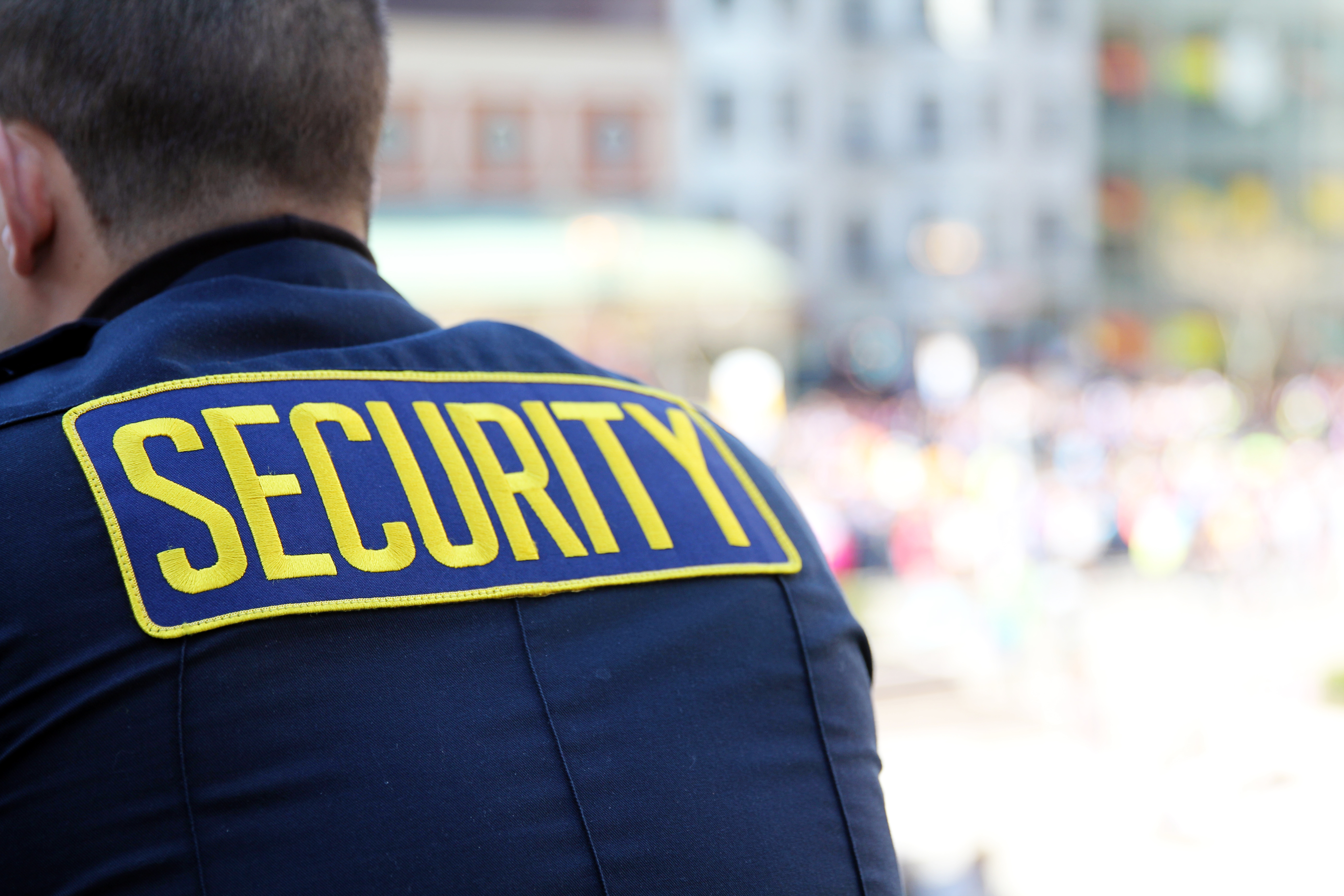 how to become a licensed security guard