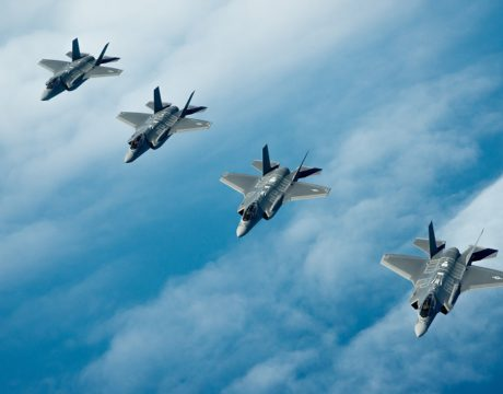 Upkeep of F-35 Fleet Becomes More Challenging