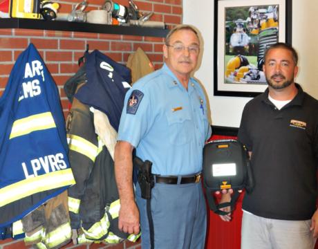 LPBCA AED donation