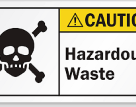 Hazardous Waste collection day