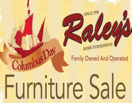 Raley's Furniture Sale