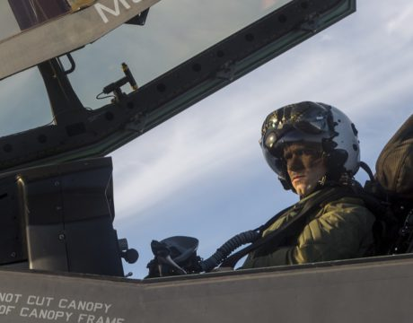 Pilot Shortage F-35