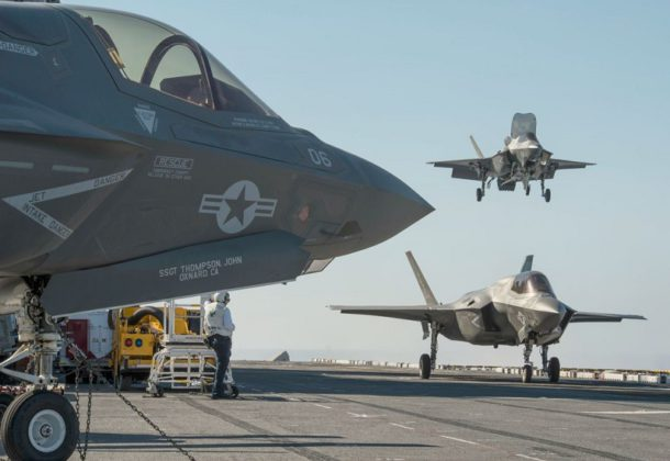 F-35 costs rise