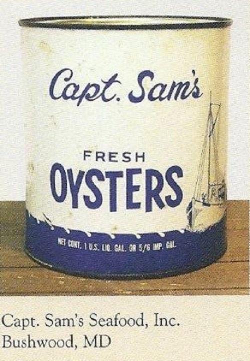 Slackwater Oysters