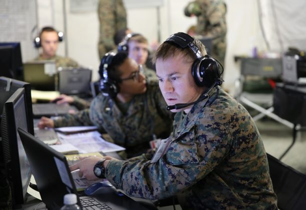 Marines Want a Few Good Cyber Specialists