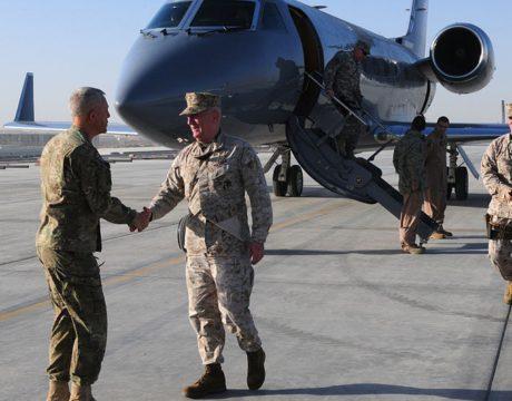 Marine Gen. James N. Mattis