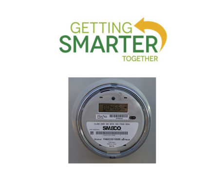 Smart meters at SMECO