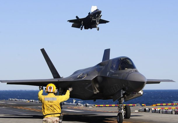 Troubles for the F-35