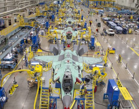 F-35 jets