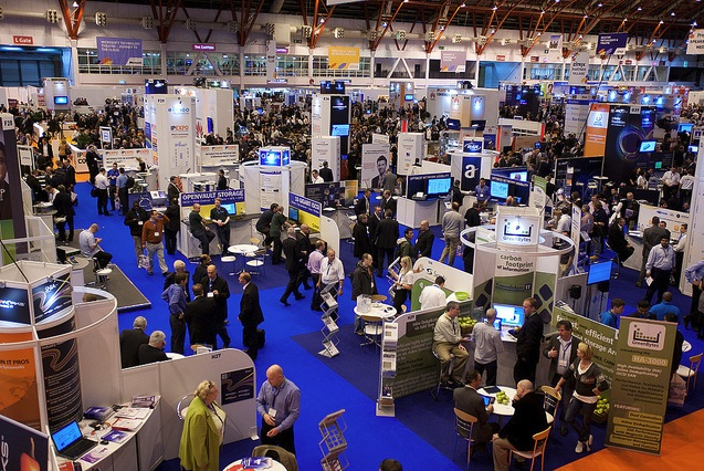 Technology Expo Standsaur : Trade shows excellent path to export growth lexleader