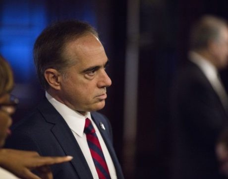 Are Shulkin's Days at VA Numbered?