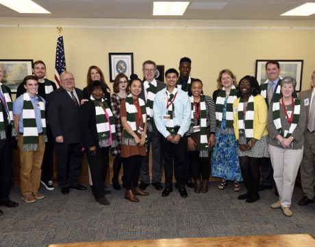 Legislators CSM Students Visit Annapolis
