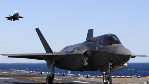 F-35 Here to Stay