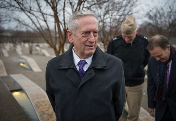 Opposition to Foreign Aid Cuts James Mattis