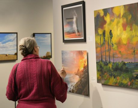 65 Works Displayed at Spectacular Skies