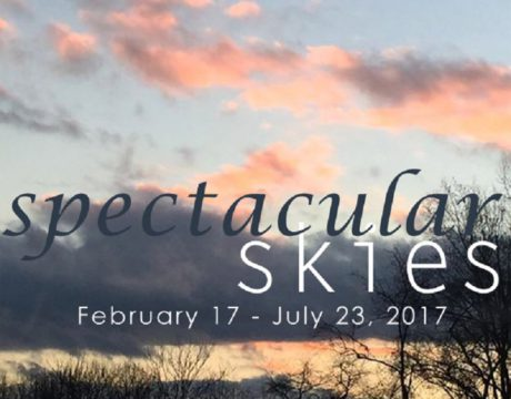 Spectacular Skies Exhibition at Annmarie