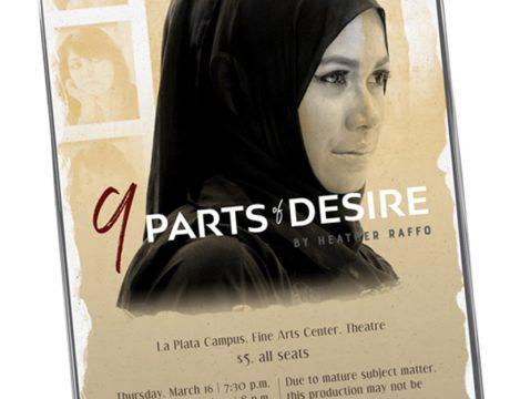 Play CSM Cause Theatre 9 Parts of Desire
