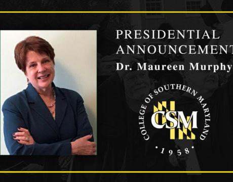 New President Dr. Maureen Murphy