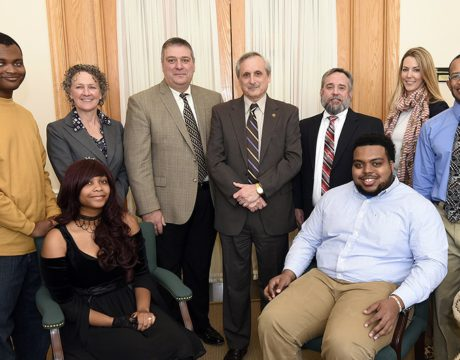 CSM Students Honored for PSAs