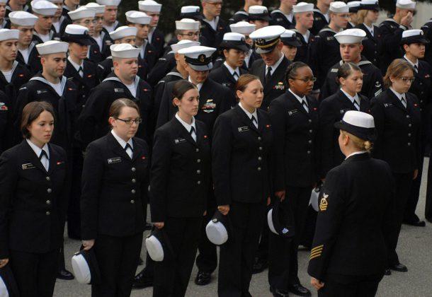 navy women