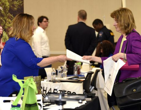 Event Connects Eager Job Seekers, Employers