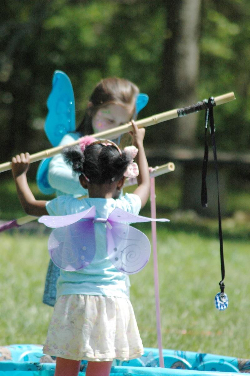 Annmarie Garden Fairy