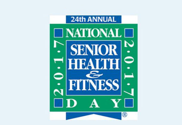 Senior Health & Fitness Day Set at CSM