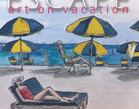 Art on Vacation