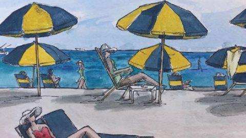 Art on Vacation