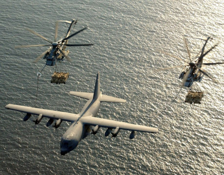 marines helicopters