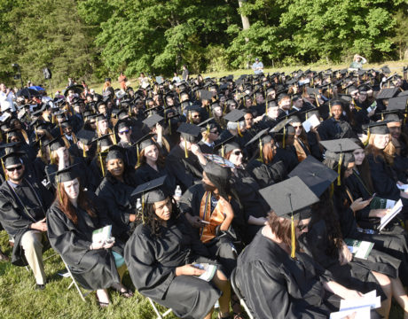 58th spring commencement
