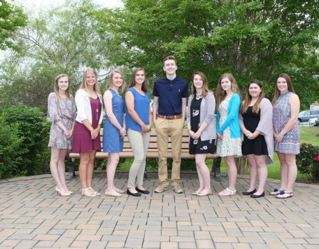 Hospital Foundation Awards Scholarships