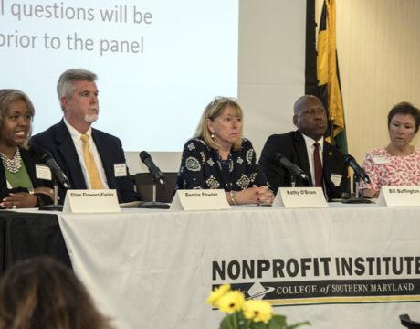 Nonprofit leaders