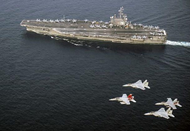 US Navy Secretary nominee Richard Spencer