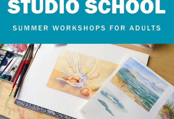 Summer Workshops at Annmarie Garden